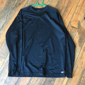Reebok medium long sleeve dri fit